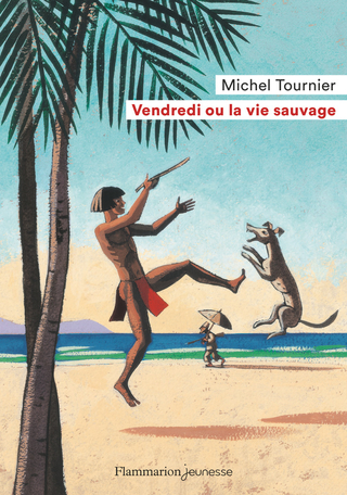 Vendredi Ou La Vie Sauvage De Paul Durand Michel Tournier