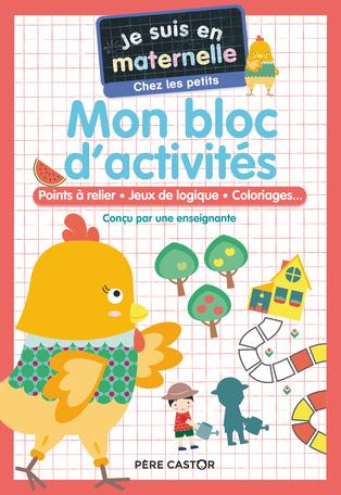 Mon bloc d'activités - Chez les petits