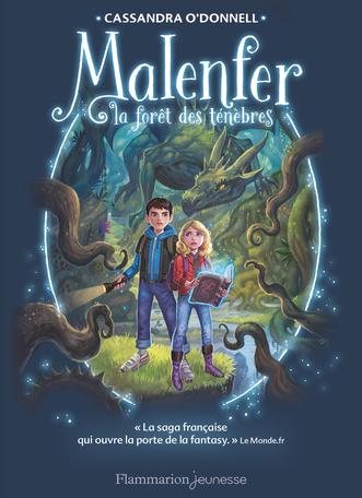 Malenfer Tome 1 - La Forêt des ténèbres 2