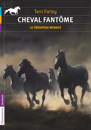 Cheval fantôme Tome 6 - Le troupeau menacé 2