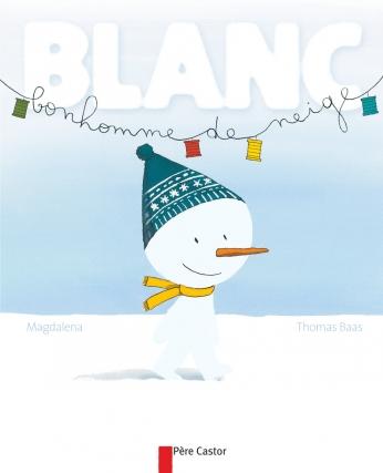 Blanc Bonhomme de neige