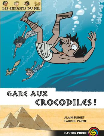 Gare aux crocodiles!