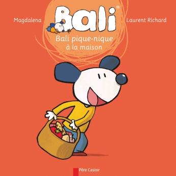 Bali pique-nique à la maison