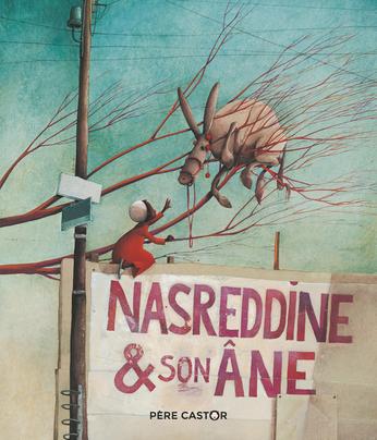 Nasredine et son âne