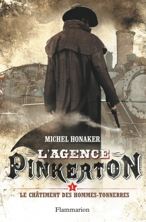 L'Agence Pinkerton Tome 1 - Le châtiment des hommes-tonnerre 2