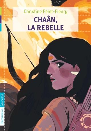 Chaân Tome 1 - La Rebelle 2