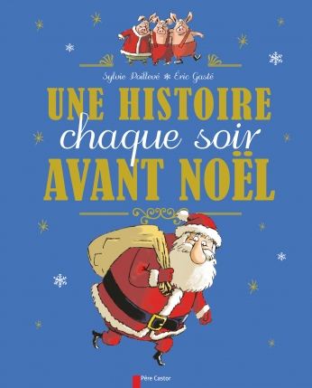 Une histoire chaque soir avant Noël