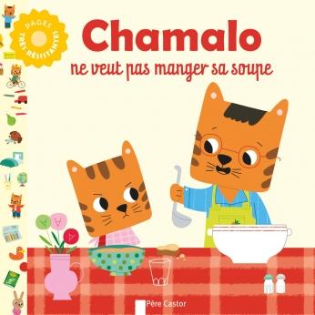 Chamalo ne veut pas manger sa soupe