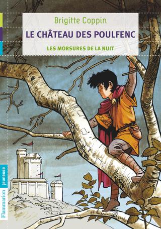 Le château des Poulfenc Tome 1 - Les morsures de la nuit 2