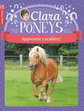 Clara et les poneys Tome 1 - Apprentie cavalière! 2