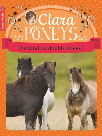Clara et les poneys Tome 3 - Shetland ou double poney ? 2