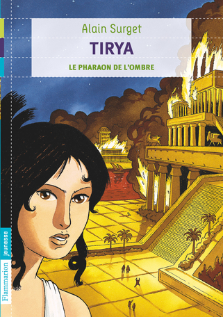 Tirya Tome 2 - Le Pharaon de l'ombre 2