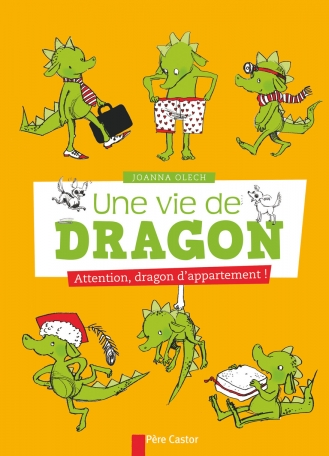Attention, dragon d'appartement!