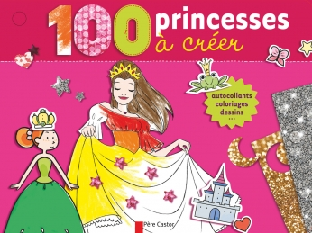 100 princesses à créer