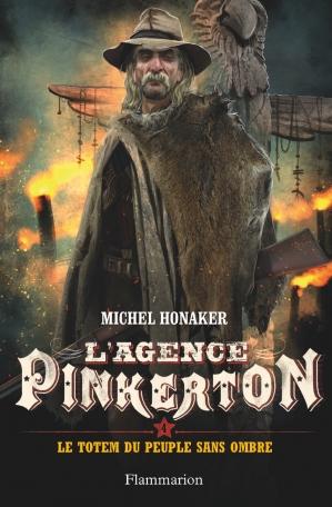 L'Agence Pinkerton Tome 4 - Le Totem du peuple sans ombre 2