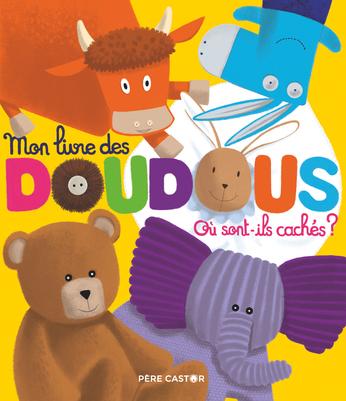 Mon livre des doudous