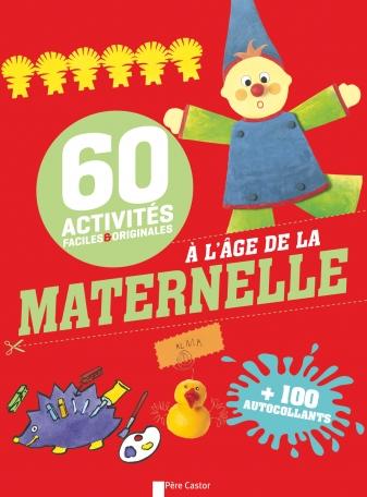 60 activités faciles et originales à l'âge de la maternelle