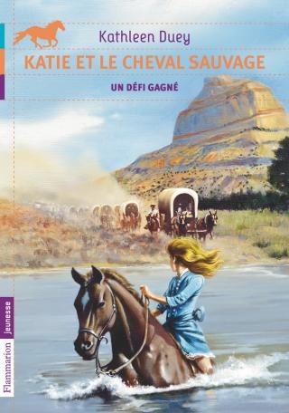 Katie et le cheval sauvage Tome 3 - Un défi gagné 2