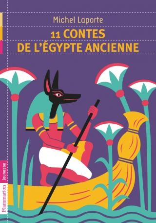 11 contes de l'Égypte ancienne