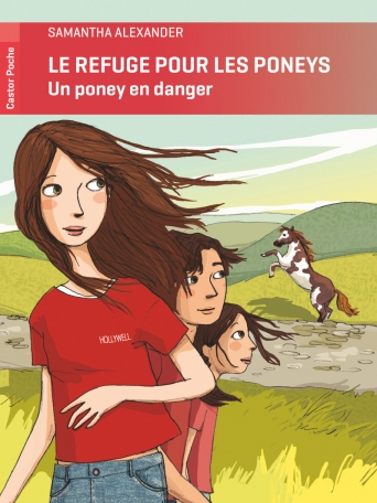 Un poney en danger