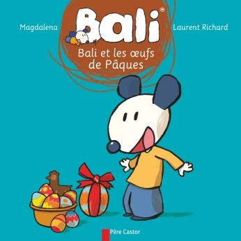 Bali et les œufs de Pâques