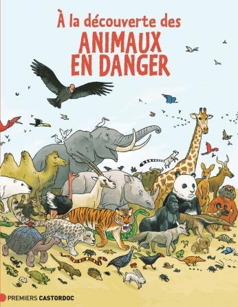 À la découverte des animaux en danger