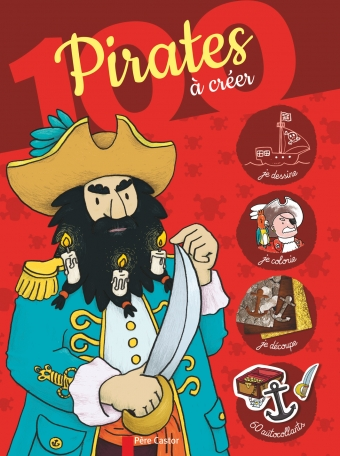 100 pirates à créer