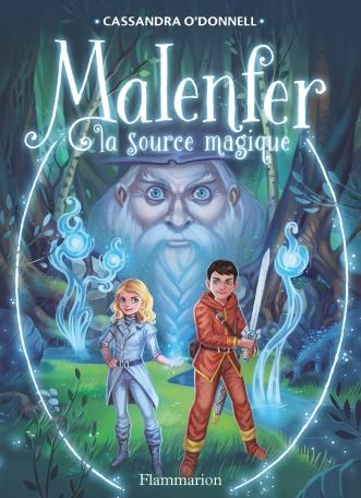 Malenfer Tome 2 - La Source magique 2