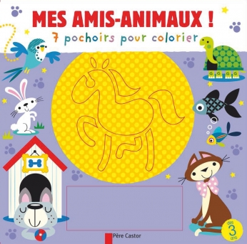Mes amis-animaux!