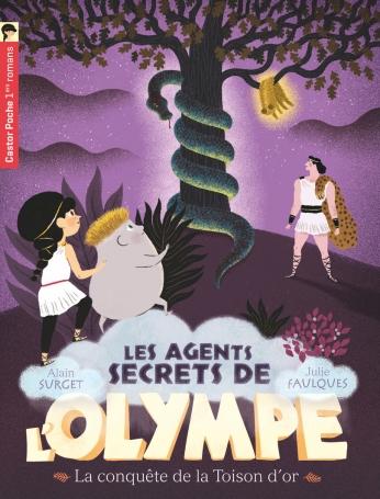 Les agents secrets de l'Olympe 7 1