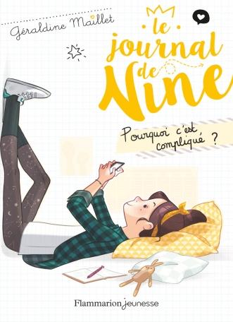 Le Journal de Nine Tome 2 - Pourquoi c'est compliqué ? 2