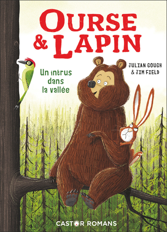 Ourse & Lapin Tome 2 - Un intrus dans la vallée 2