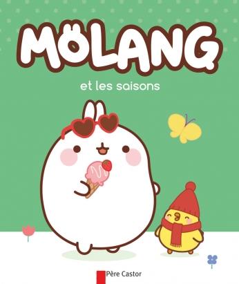 Molang et les saisons