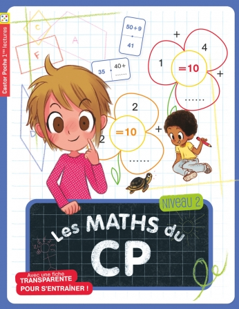 Les maths du CP