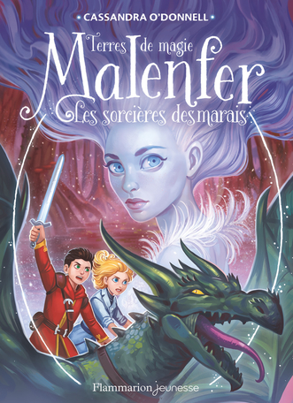 Malenfer Tome 4 - Les sorcières des marais 2