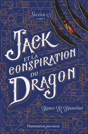 Jack et la conspiration du Dragon