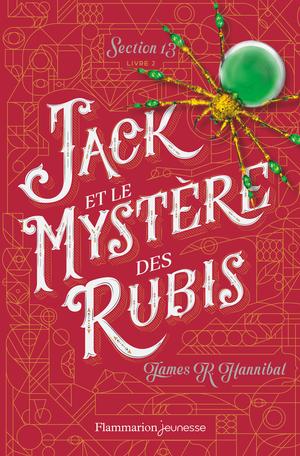 Jack et le mystère des rubis