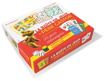 La boîte de jeux du Père Castor