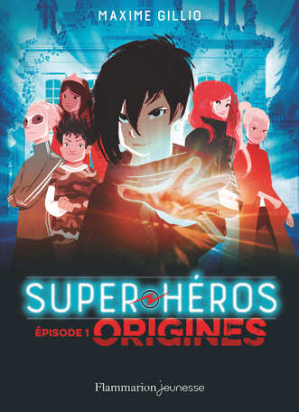 Super-Héros Tome 1 - Origines 2