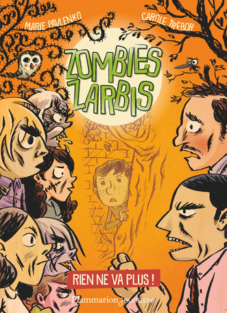 Zombies zarbis Tome 2 - Rien ne va plus ! 2