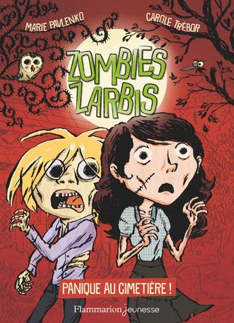 Zombies zarbis Tome 1 - Panique au cimetière ! 2