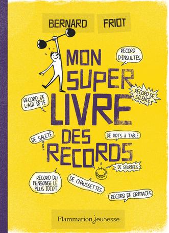 Mon super livre des records