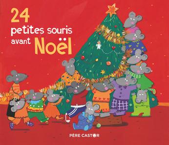 24 petites souris avant Noël