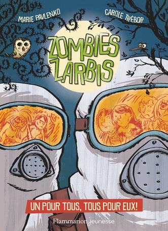 Zombies zarbis Tome 3 - Un pour tous, tous pour eux ! 2