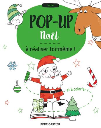 Pop-up Noël à réaliser toi-même!