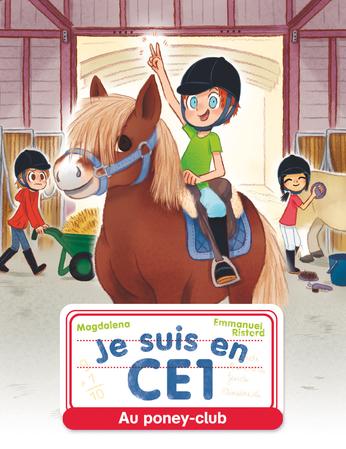Au poney-club
