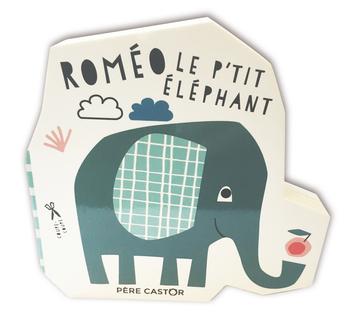 Roméo le p'tit éléphant