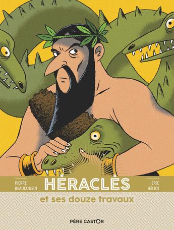 Héraclès et ses douze travaux