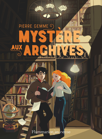 Mystères aux Archives