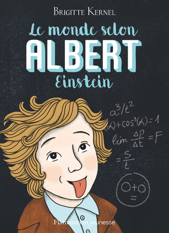 Le monde selon Albert Einstein